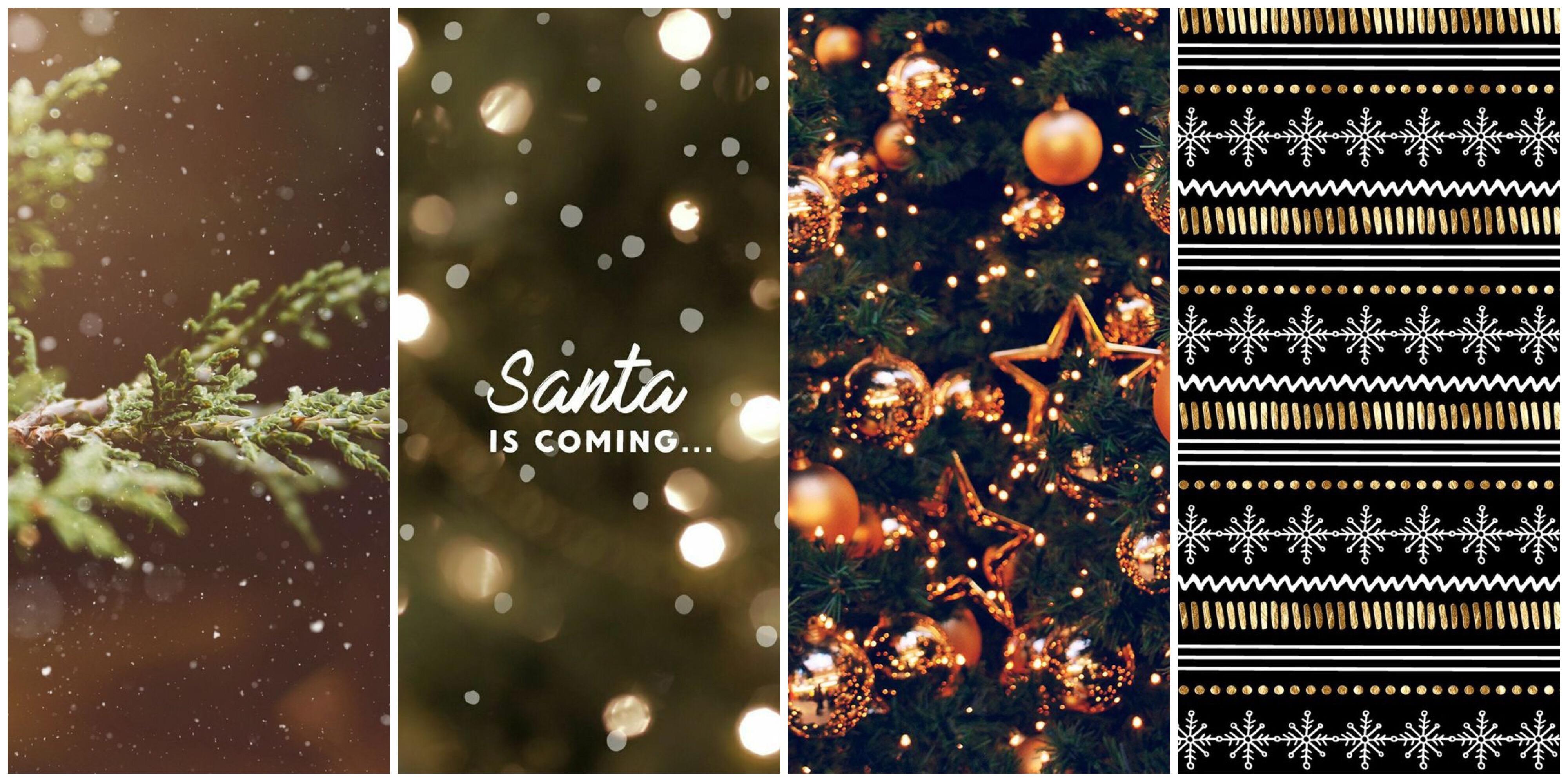 Kerst Achtergronden Voor Op Je Smartphone Jodies Style
